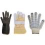 Рабочие перчатки:  ПВХ, КЩС, кожанные Беларусь