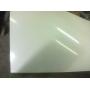 Лист гладкий с полимерным покрытием и защитной пленкой RAL 9003   Липецк