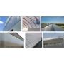 Фасады остекленные, светопрозрачные конструкции и перегородки POLITEC , DANPALON, RODECA Кемерово