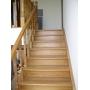 Деревянная лестница из лиственницы   Калуга