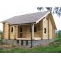 Долговечные красивые деревянные  дома, бани «под ключ»   Тверь