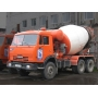 Бетон товарный, раствор цементный,ЖБИ   Мурманск