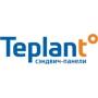 Сендвич-панели  Teplant Термостепс-МТЛ ПСБ 80-200; ПКБ 80-200 Кострома