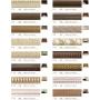 Поставляем оптом из Южной Кореи  декоративный профиль  Wooden pulp Decorative mouldings Южная Корея
