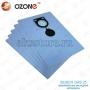 Синтетические мешки пылесборники для пылесоса Bosch GAS 25 (5 шт   Магадан