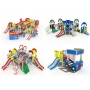 Игровые комплексы для детских площадок   Самара
