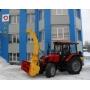 Снегоочиститель шнекороторный  ЧЛМЗ ФРС 200М Череповец