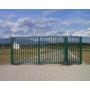 Продаем садовые металлические ворота от производителя   Краснодар