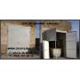 Ворота гаражные с калиткой производство продажа  Артикул 10402 Рязань