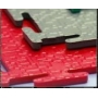 Модульное напольное покрытие из ПВХ  500*500*5мм Санкт-Петербург
