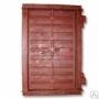 Двери герметичные, защитно-герм, ставни для бомбоубежищ  по серии 01.036-1 Екатеринбург