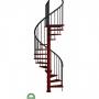 Деревянная лестница  К-026-14 Рязань
