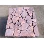 Песчаник галтованный Розовый с разводом камень натуральный приро   Ростов-на-Дону
