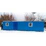Вагон-дома для проживания, блок-контейнеры, вагончики  АльфаМодуль Саратов