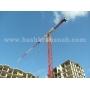 Башенные краны - продажа, аренда, техническое обслуживание. Harbin QTZ 80, QTZ 125B, QTZ 160, QTZ 250. Омск