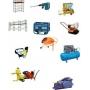 Продажа строительного оборудования   Беларусь