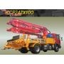 Продается автобетононасос KCP24ZX100 2012 год KCP24ZX100  Владивосток