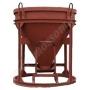 Бадья для бетона  - с лотком  БН 1,5 Смоленск