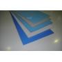 Лист полипропиленовый голубой 5х1500х3000 мм   Саранск