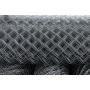 Сетка плетеная (рабица) из стальной проволоки,  d=1,6 мм, рулоны (1,5 м х 10 м) Оренбург