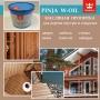 Масляная пропитка для древесины Tikkurila PINJA W-OIL Санкт-Петербург