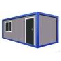 Блок-контейнер (вагон бытовка)  БК 4*2,4*2,4 Новороссийск