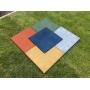Резиновая плитка крошка  для спортивных и детских площадок   Тула