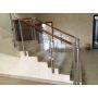 Лестницы, ограждения, поручни, навесы из нержавеющей стали   Иваново