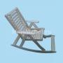 Деревянное кресло качалка   Йошкар-Ола