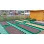 Экопласт - пластиковая плитка для садовых дорожек   Москва