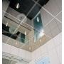 Зеркальные потолки алюминиевые подвесные Cesal  Калининград