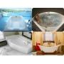 Акриловые ванны с подбором по параметрам   Москва