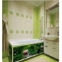 Экран под ванну,  коллекция АРТ-Закат, артикул №16 Москва