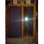 окна из клееного бруса и массива  евробрус от эконом до элит Брянск