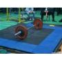 Резиновая плитка 500х500 40мм Фитнес  РП-Classic 40 Орел