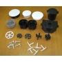 Прижимы проводов  ПП-1, ПП-2 Электромонтажные изделия Самара