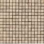 Мозаика из натурального мрамора Bianco Carrara чип 10*10 мм   Новосибирск