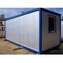 Блок-контейнер ПромСнаб металлический Коломна