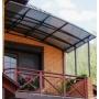 Навесы для балконов и террас   Екатеринбург