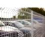 Панельные ограждения/забор, ячейка 50x150   Новосибирск