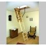 Чердачная лестница OMAN Standard - Бук, 60х120х280 мм   Белгород