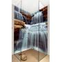 Душевые стеклянные кабины на заказ Галерея стекла  Санкт-Петербург