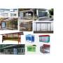 Остановки уличные, остановочные комплексы и павильоны СП-САР  Рязань