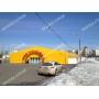 Выставочное помещение НЕАТЕХ СТРОЙ ЦЕНТР 26.5м х 76м х 4м Москва