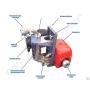 Компрессоры/насосы для разгрузки прицепов с сыпучими материалами Gardner Denver XK 12,18, Bulkline 650, 1000, T5 Ростов-на-Дону