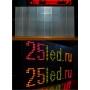 Светодиодные модули для бегущих строк, трёхцветные, внутренние   Владивосток