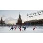 Хоккейная коробка от производителя стеклопластик, полиэтилен, фа   Москва