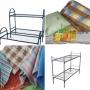 Кровать односпальная для рабочих и общежитий   Ярославль