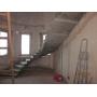 Монолитная бетонная лестница   Новосибирск