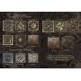 Декоративные латунные вставки для плитки и камня BRONZODECOR  Санкт-Петербург